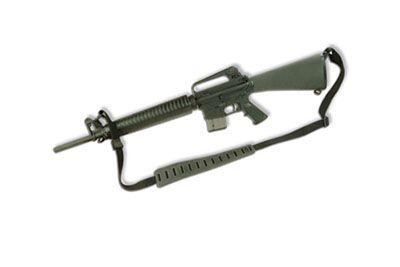 JUNGLE RIFLE SLING- O.D. GREEN