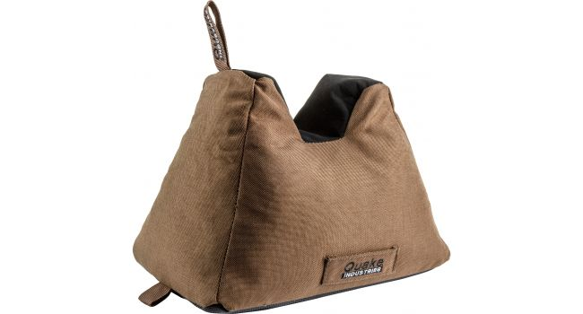 SHOOTING BAG, LARGE, FRONT